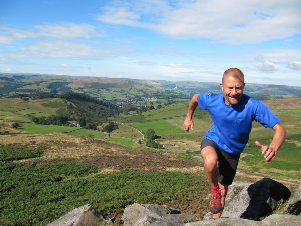 Hill Reps in the Peak District