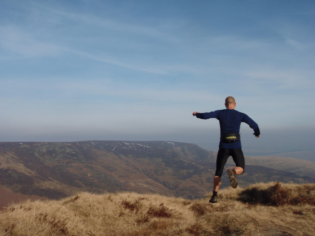 fell running photograph