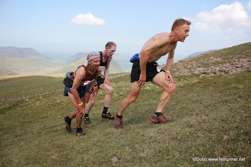 Ennerdale fell race