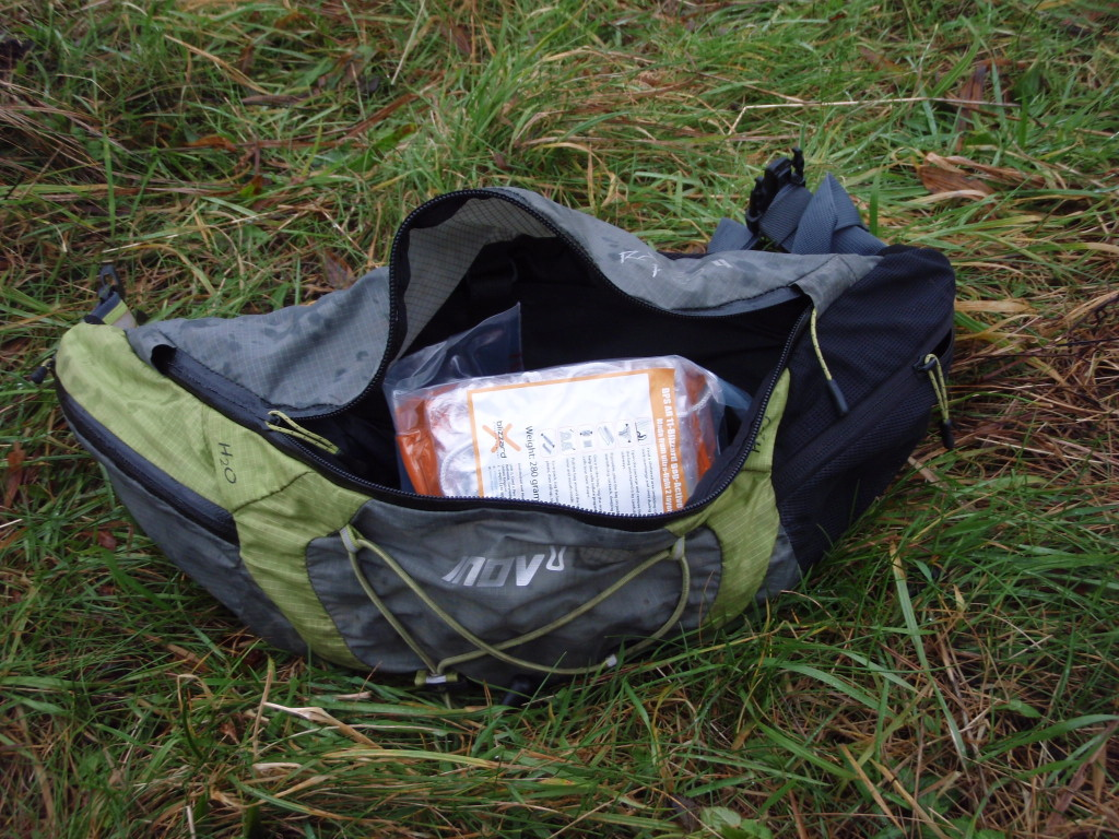 photo of Blizzard Survival Bag for running