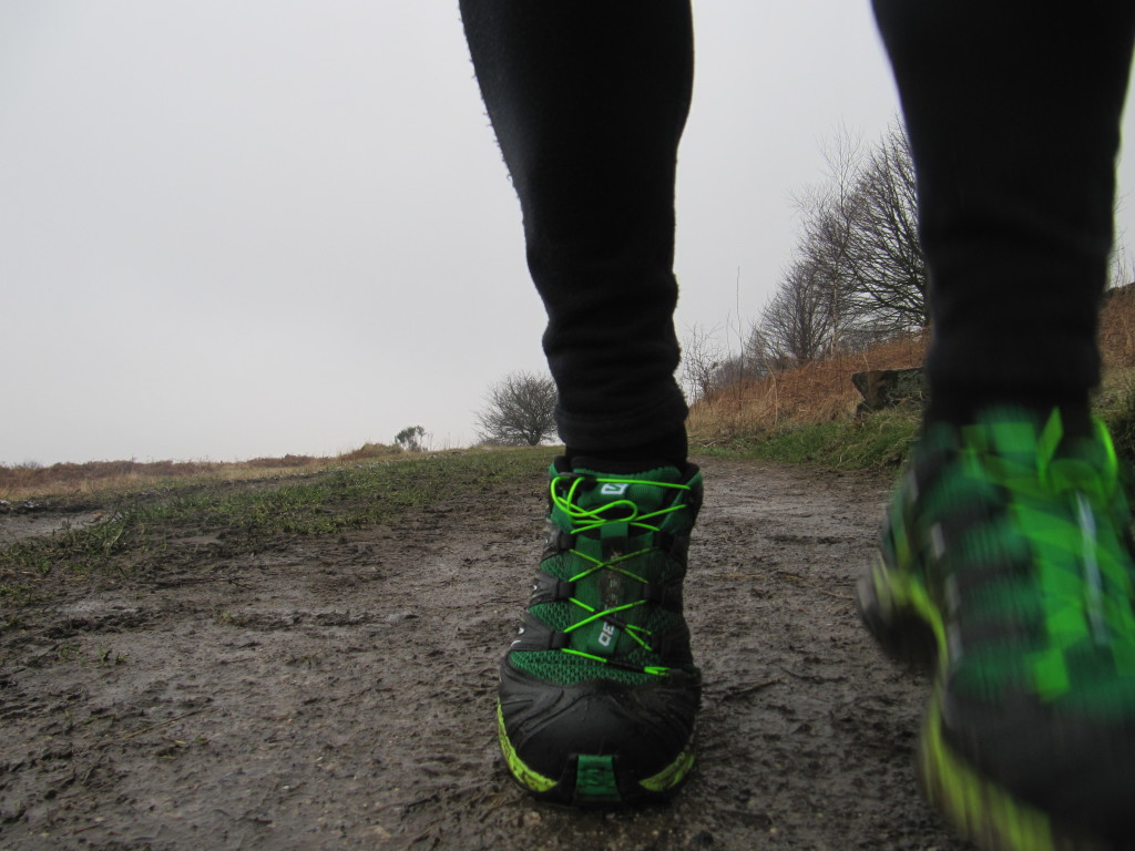 Hard Wearing Trail Shoes
