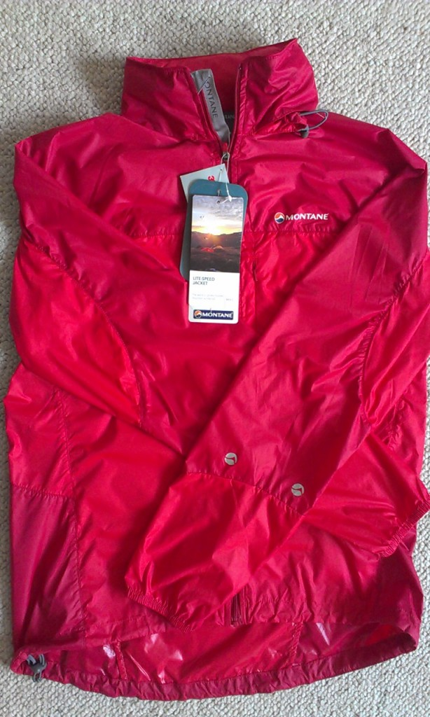 Montane Litespeed - my favourite bit of running kit