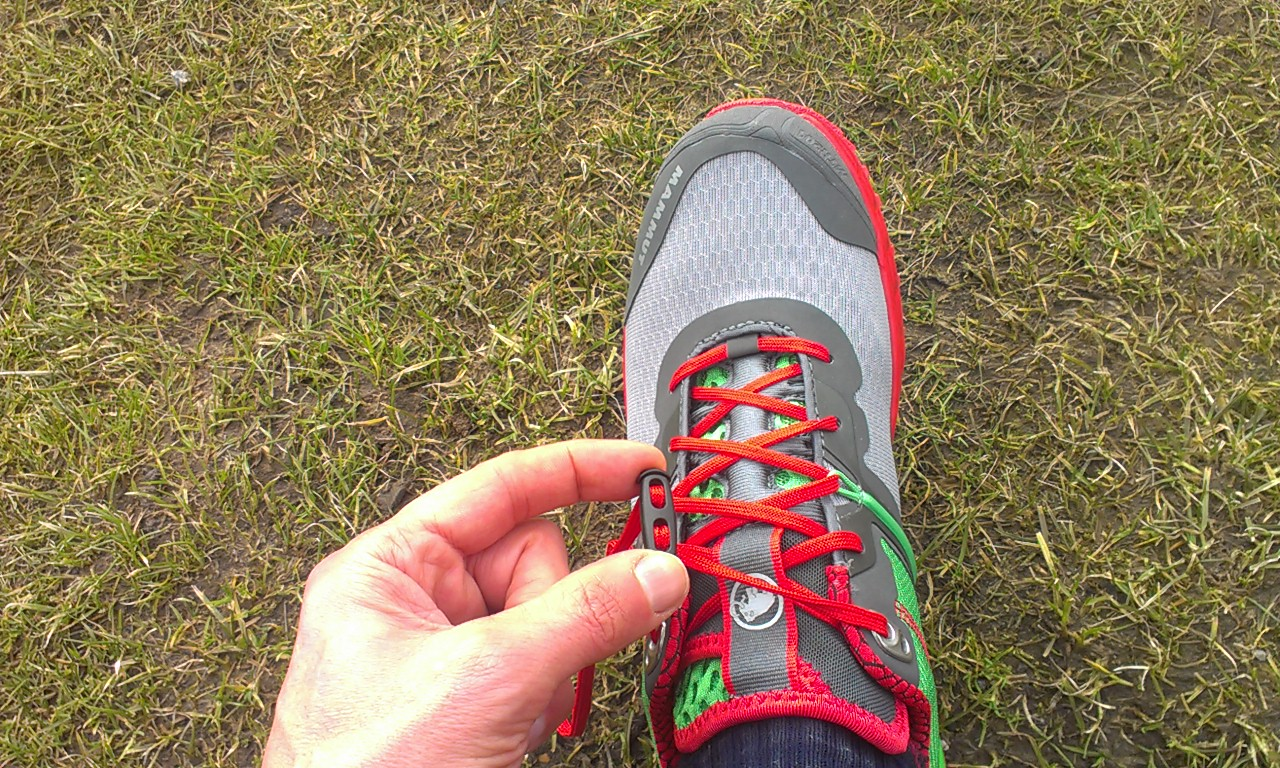 How To Lace Running Shoes With Toggle Laces