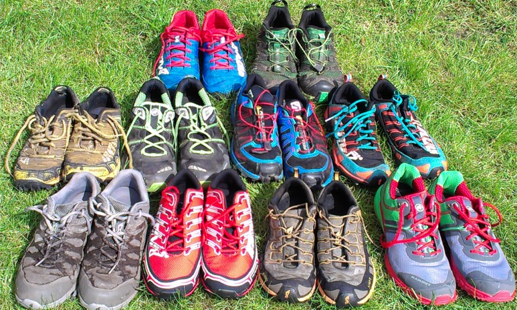 what are the best shoes for fell running?